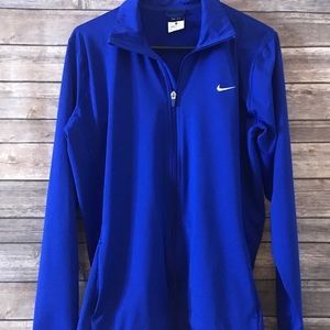 Ladies Nike Dri Fit Jacket